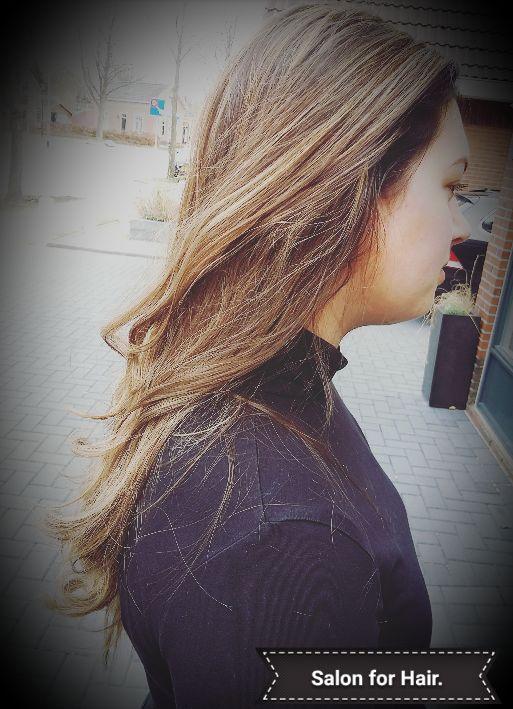 Verven Bruin Haar
